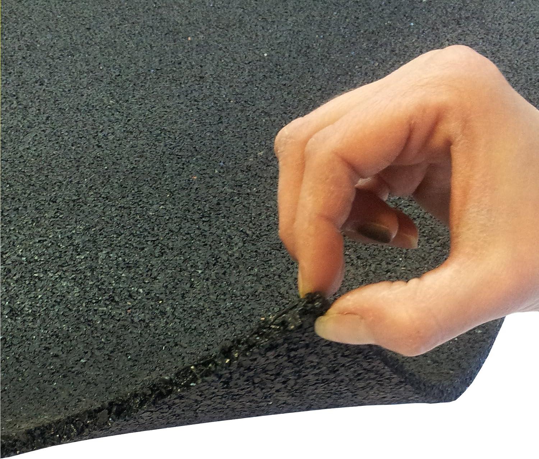 Antirutschmatte 3//6//8 mm X 125cm  Gummimatte Unterlage Matte Bautenschutzmatte
