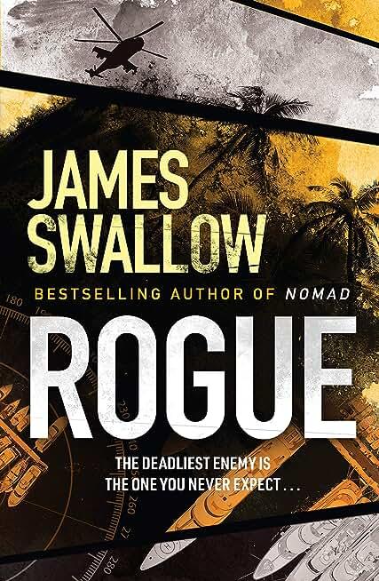 Rogue: The blockbuster espionage thriller