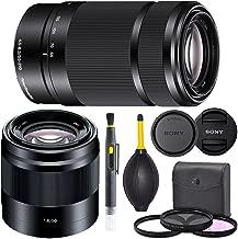 Best sony lens sel55210 Reviews