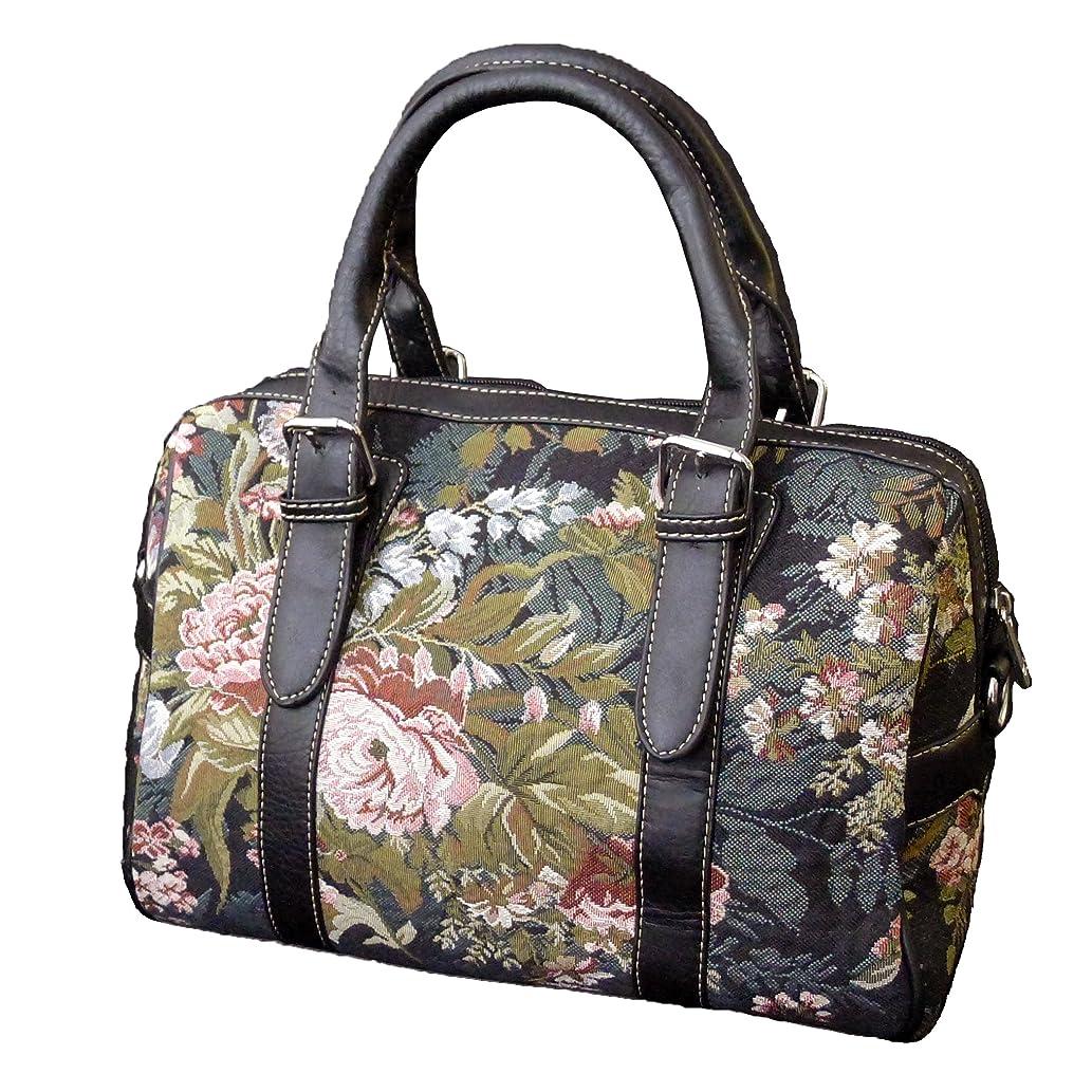 Signare 9669-Blossom Blossom Tapestry Medium Purse