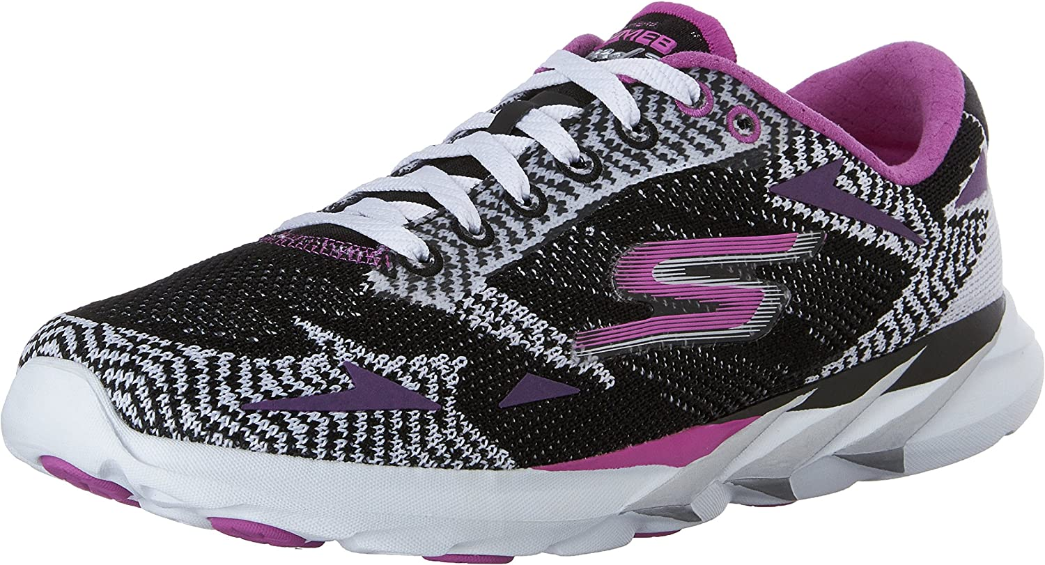 Skechers Women's Go MEB Speed 3-2016 Go Knit Speed 3 Racing shoes