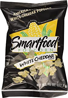 Smartfood White Cheddar Cheese Popcorn 25 Bags (5/8 Oz.)