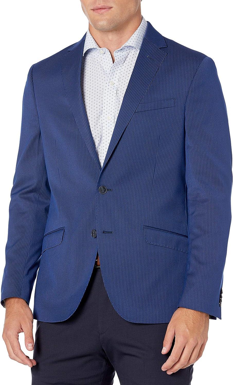 Kenneth Cole REACTION Men's Skinny Fit Suit Separates(Jacket, Pant,& Vest)