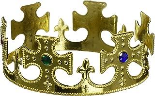 Forum Novelties Gold Prince Crown