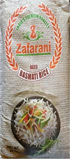 India's Premium Quality Zafarani Aged Basmati Rice 20lbs
