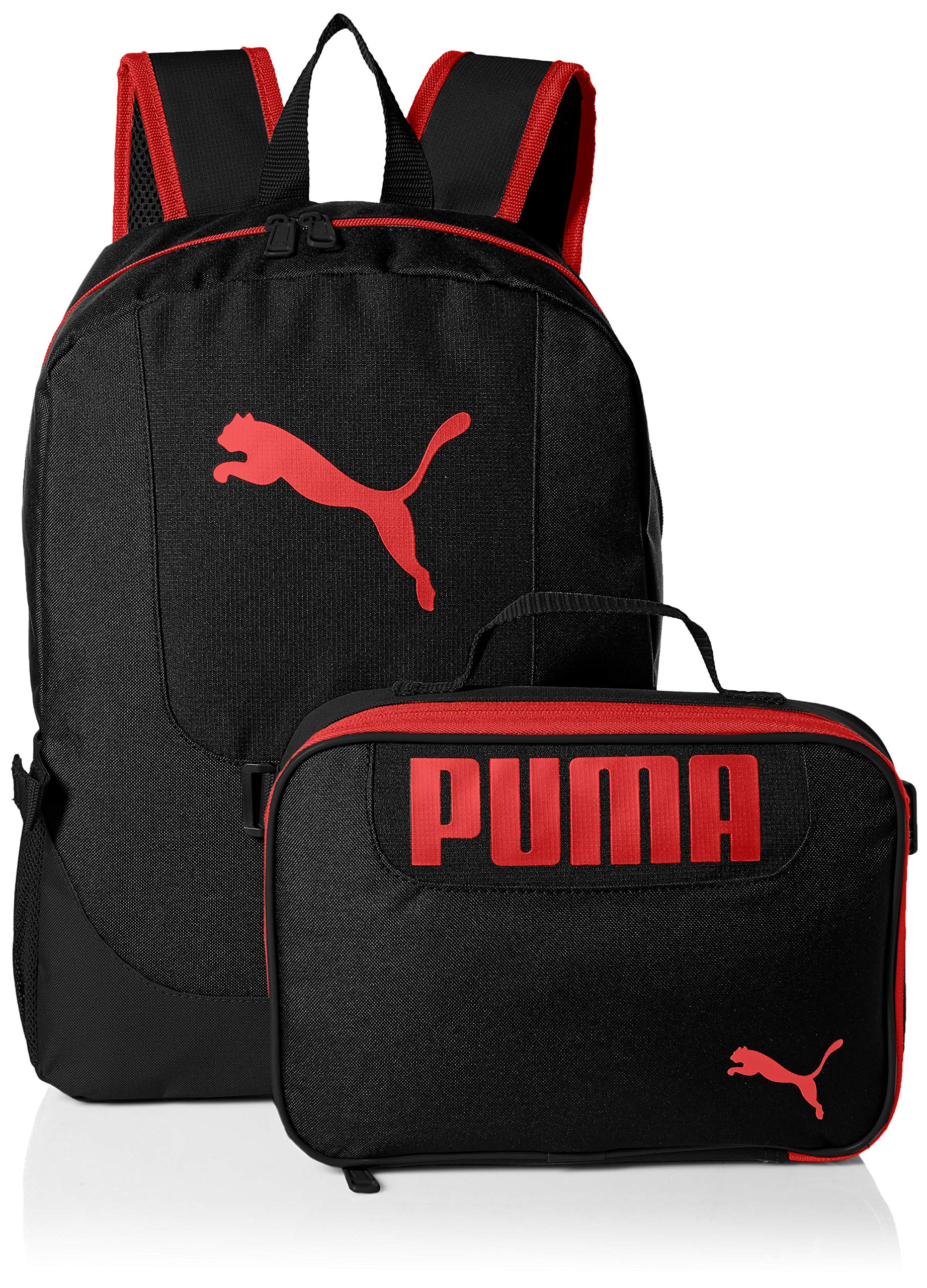 PUMA Lunch Backpack Combo black
