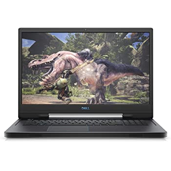 Dell G7 17 7000 17.3-inch FHD 144 Hz IPS Anti-Glare LED Gaming Laptop - Intel-Core i7-9750H, 16 GB RAM, 512 GB SSD, NVIDIA GeForce RTX 2060 with 6GB GDDR6, Fingerprint Reader, Windows 10 Home