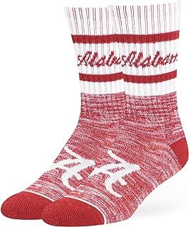 OTS NCAA Alabama Crimson Tide Women's Jensen Sport Sock, Team Color, Medium