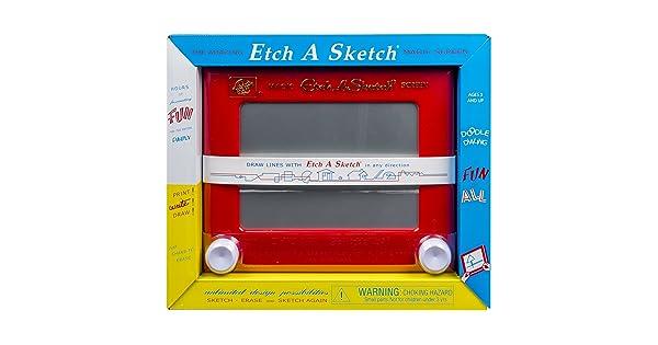 Classic Etch A Sketch Magic Screen: Amazon.nl