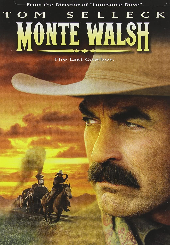 High quality new Monte Walsh Amaray DVD Mesa Mall