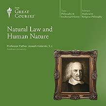 Natural Law and Human Nature