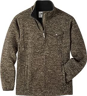 Men's Old Faithful Quarter Zip Sweater