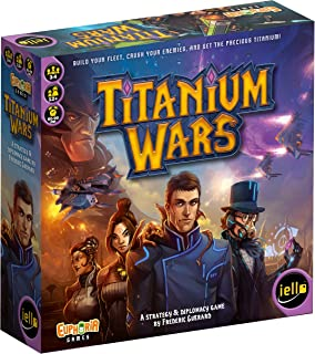 Titanium Wars: Confrontation