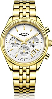 Best rotary gold and silver watch mens Reviews