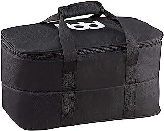 Meinl Bongo Gig Bag - اندازه استاندارد- نایلون سنگین وزن با روکش داخلی و چنگ زدن به محکم ، سیاه (MSTBB1)