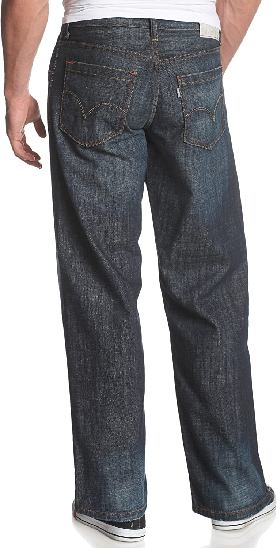 Levi S Men S Silver Tab Baggy Jean Brash 31x30 At Amazon Men S Clothing Store