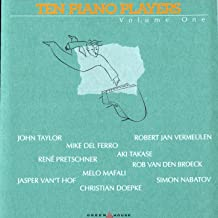 Ten Piano Players - Volume One