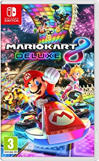 Mario Kart 8 Deluxe Nintendo Switch Video Game (Nintendo Switch)