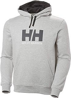 Helly Hansen Logo Hoodie HH Sudadera con Capucha Hombre