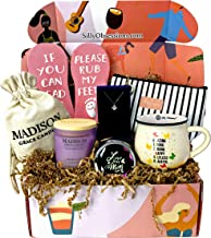 Gift Box for Mother by Silly Obsessions. Birthday Gift Basket for Mom, Wife. Gift Box Set for New Mom, Baby Shower.