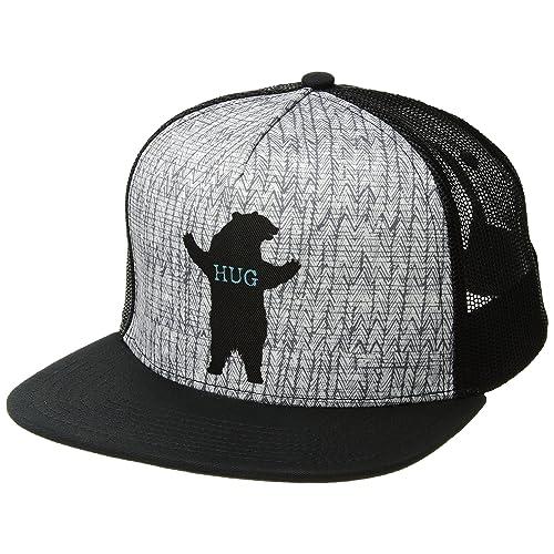 6f8b7576e4173 Bear Trucker Hat  Amazon.com