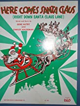 Best here comes santa claus piano sheet music Reviews