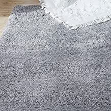 Pure Color Simple Living Room Carpet-Super Soft, Skin-Friendly, Comfortable and Non-Linting Area Foot Pad, Used for Indoor...