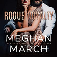 Rogue Royalty: The Savage Trilogy, Book 3