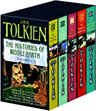 Best the history of middle earth box set Reviews