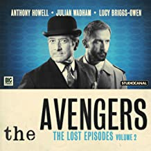 the avengers lost episodes
