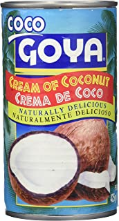 Goya Crema de Coco - 1 Lata