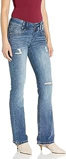 Junior's Instastretch Luscious Curvy Bootcut Jeans,...