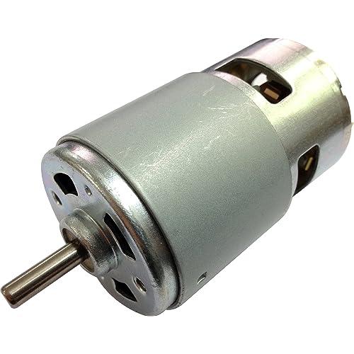 180fa545af4 High Torque Permanent Magnet DC 12V High Speed 12000 RPM Brush Small DC  Motor