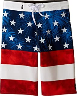 Era Stretch Boardshorts (Little Kids/Big Kids)