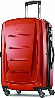 Samsonite 新秀丽 温菲尔德2 Hardside 24寸行李箱,橙色