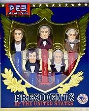 pez presidents series