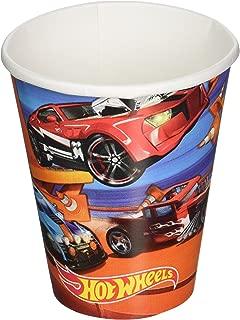 Hot Wheels Wild Racer Cups, 9 oz., Party Favor