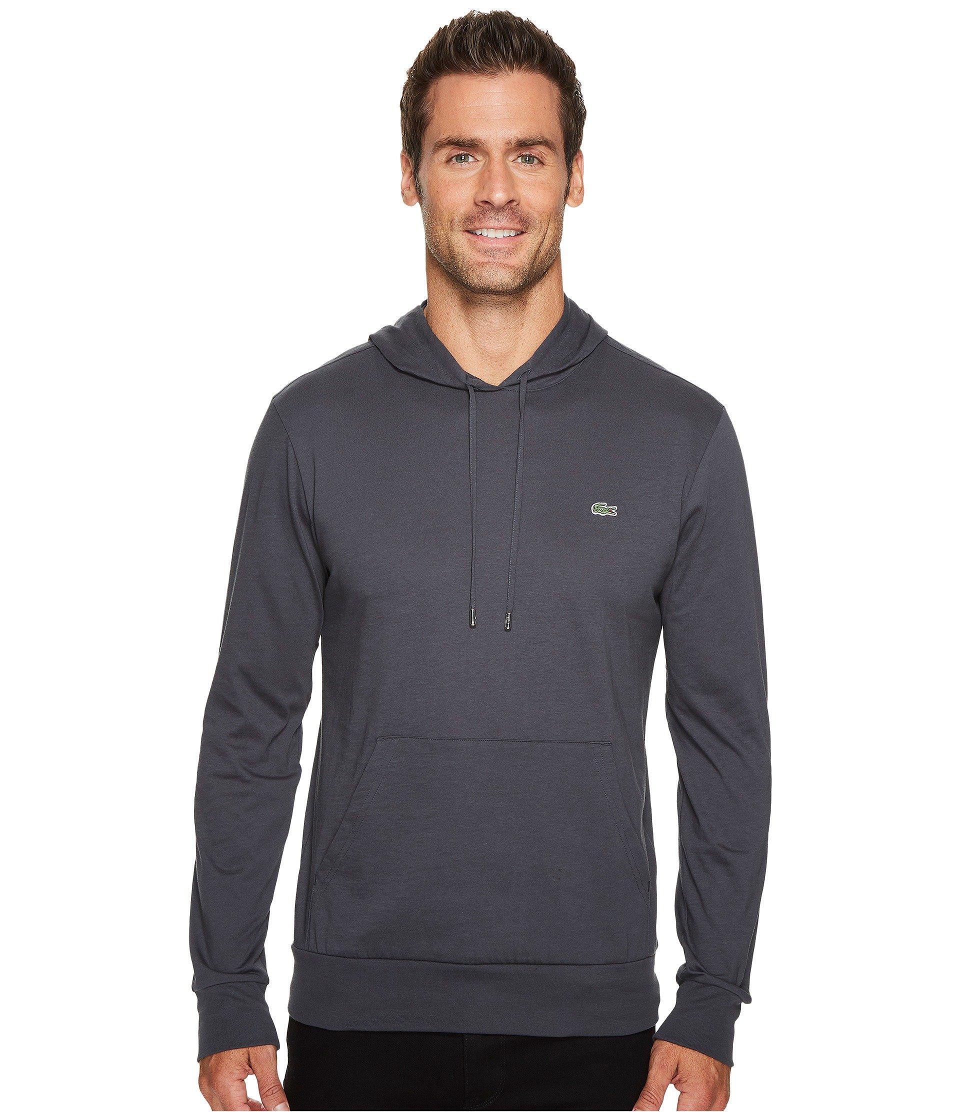 Buzo o Chaqueta Deportiva para Hombre Lacoste Jersey T-Shirt Hoodie  + Lacoste en VeoyCompro.net