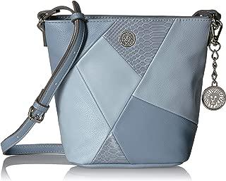 Anne Klein Patchwork Bucket Bag