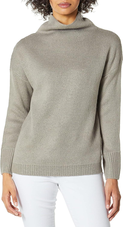 MINKPINK Women's Florentine Funnecl Neck Jupmer Sweater