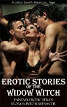 Story 6 Into Ravenmeer: Fantasy Series 'Erotic Stories of the Widow Witch' - Debauch and Raunchy Bisexual Orgy at Swinger Party and Romance in Short Stories for Adults - Her First Group Sex Gang Bang
