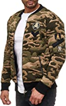 Redbridge Hombres Chaqueta Bomber Camuflaje Abrigos College Jackets Moda Chaquetas
