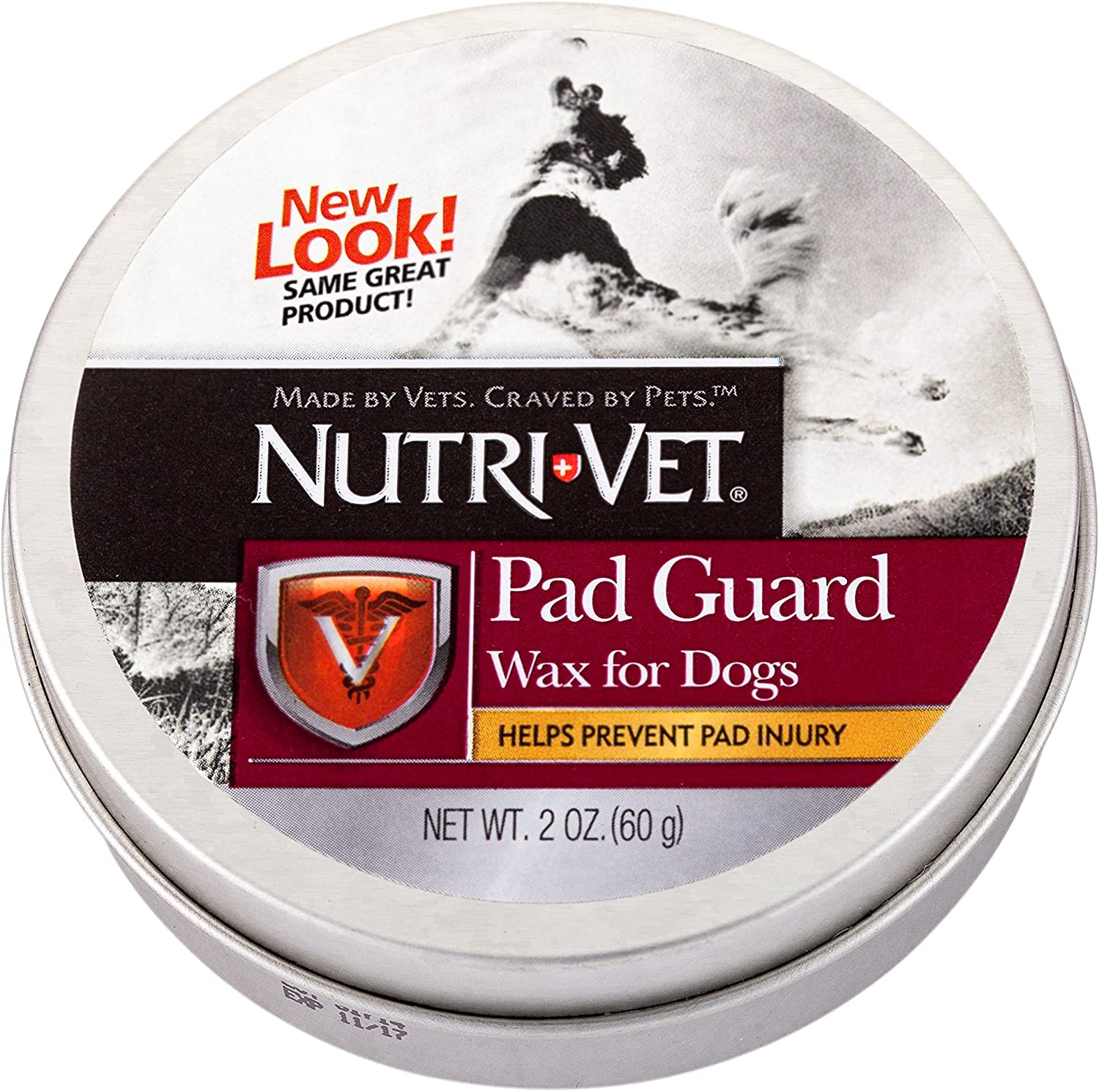 Nutri-Vet Pad Guard Recommended 2 Ounces Wax Clearance SALE Limited time