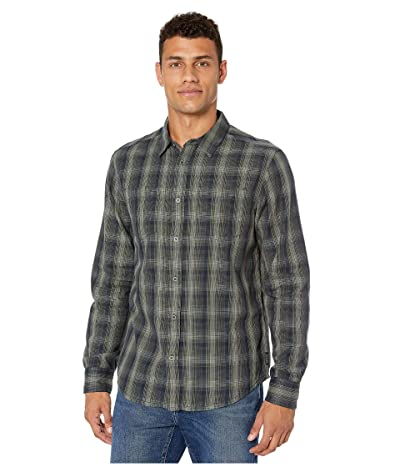 Prana Holton Long Sleeve Shirt (Nautical) Men
