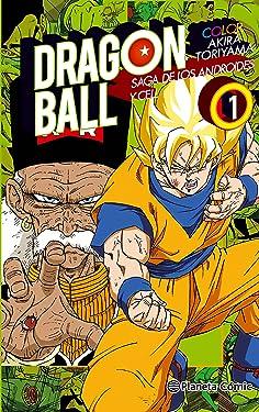 Dragon Ball Color Cell nº 01/06 (Manga Shonen) (Spanish Edition)