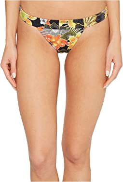 THE BIKINI LAB - Tropic Like It's Hot Banded Hipster Bikini Bottom