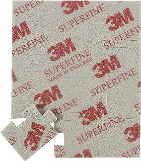 3M ジグソーパズル型スポンジ研磨材 5083JIG 114X140mm #320-600相当 10枚入り