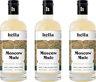 Best moscow mixer ingredients Reviews
