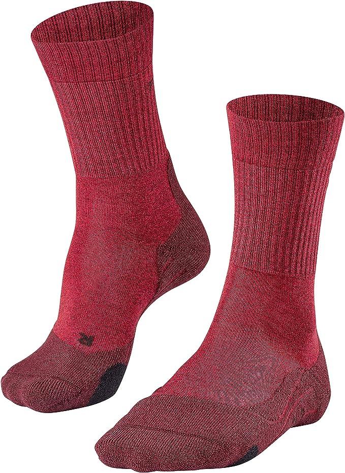 367 opinioni per FALKE TK2 Wool Calzini Da Trekking Donna Neri Blu Altri Colori Disponibili