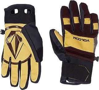 Volcom Men's Crail Waterproof Velcro Cinch Snow Glove